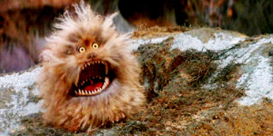 Fizzgig from the Dark Crystal aka a Writer's Ego